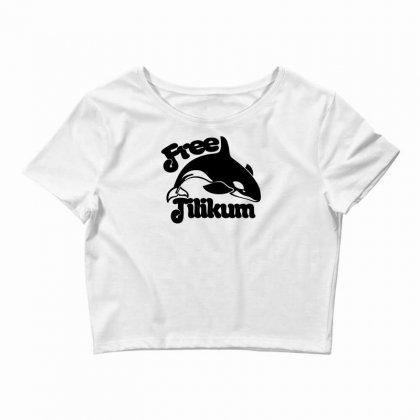 Free Tilikum Crop Top Designed By Specstore