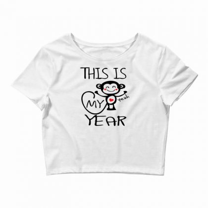 2016 This Is My Year Crop Top Designed By Specstore