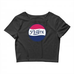 peyote pepsi Crop Top | Artistshot