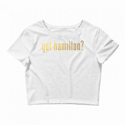 Got Hamilton? Crop Top Designed By Vr46