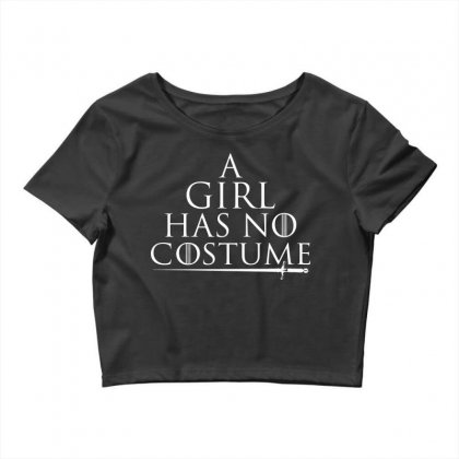 A Girl Has No Costume Crop Top Designed By Vr46