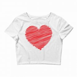 Heart Crop Top | Artistshot