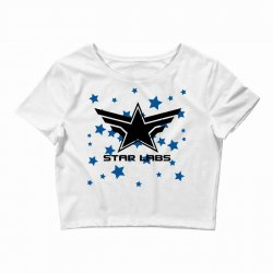 star labs Crop Top | Artistshot