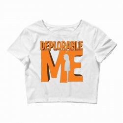 Deprolabe Me Crop Top   Artistshot