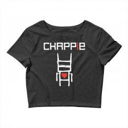 Love Chappie Crop Top | Artistshot