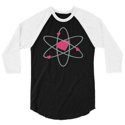 Atomic Heart 3/4 Sleeve Shirt Designed By Mdk Art