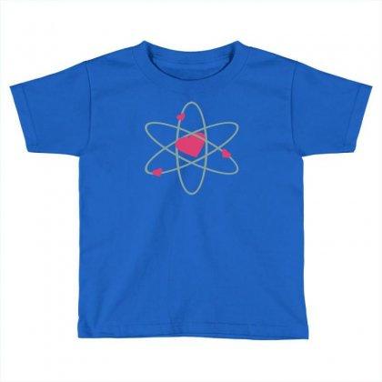 Atomic Heart Toddler T-shirt Designed By Mdk Art