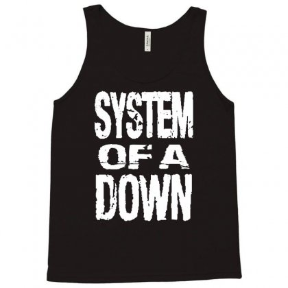 System Of A Down Soad Tank Top