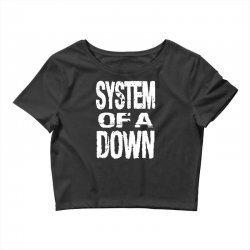 system of a down soad Crop Top | Artistshot