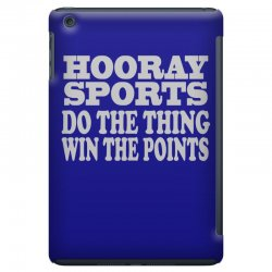 hooray sports win points iPad Mini Case | Artistshot