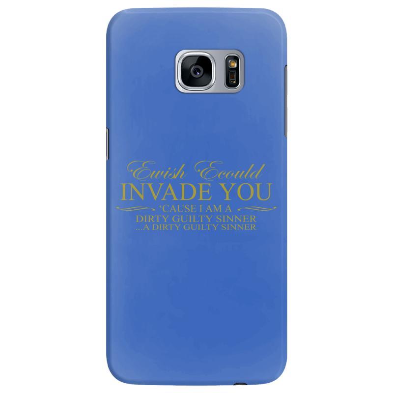 Samsung Quote | Custom Philosobee Quote 35 Samsung Galaxy S7 Edge Case By Mdk Art