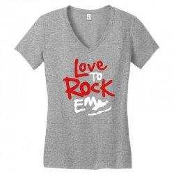 love to rock em Women's V-Neck T-Shirt | Artistshot