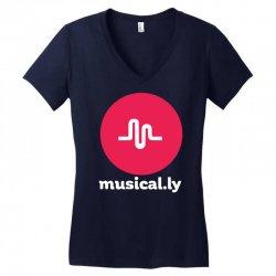 musical Women's V-Neck T-Shirt | Artistshot