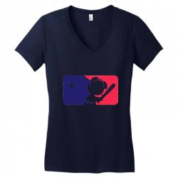 Peanuts League Baseball Women's V-Neck T-Shirt | Artistshot