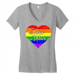 Love Wins One Pulse Orlando Strong Women's V-Neck T-Shirt | Artistshot