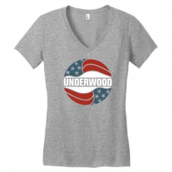 ,Underwood Women's V-Neck T-Shirt | Artistshot