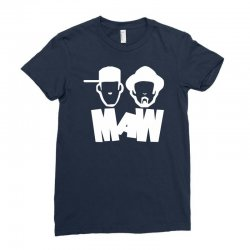 musica house elettronica masters at work Ladies Fitted T-Shirt | Artistshot