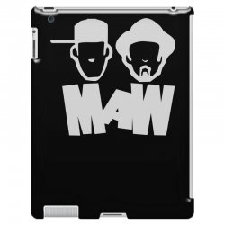 musica house elettronica masters at work iPad 3 and 4 Case | Artistshot