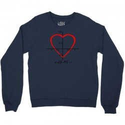 geek love shirt Crewneck Sweatshirt | Artistshot