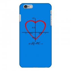 geek love shirt iPhone 6 Plus/6s Plus Case | Artistshot