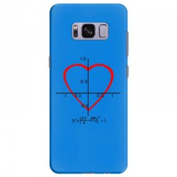 geek love shirt Samsung Galaxy S8 Plus | Artistshot