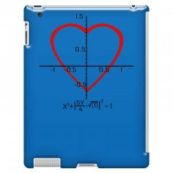 geek love shirt iPad 3 and 4 Case | Artistshot