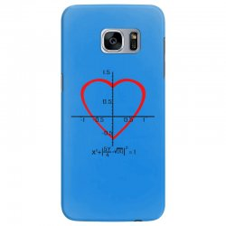 geek love shirt Samsung Galaxy S7 Edge | Artistshot