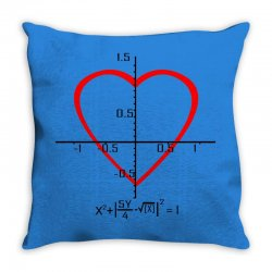 geek love shirt Throw Pillow | Artistshot