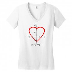 geek love shirt Women's V-Neck T-Shirt | Artistshot