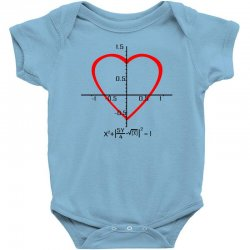 geek love shirt Baby Bodysuit | Artistshot