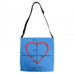 geek love shirt Adjustable Strap Totes | Artistshot