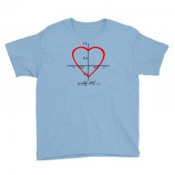 geek love shirt Youth Tee | Artistshot