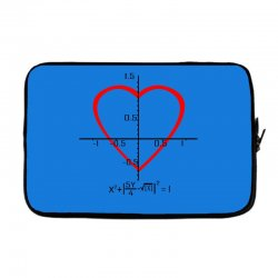 geek love shirt Laptop sleeve | Artistshot