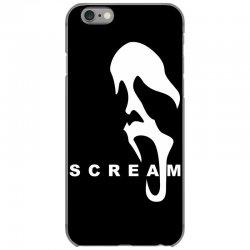 scream 1 slasher horror iPhone 6/6s Case   Artistshot