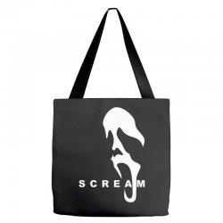 scream 1 slasher horror Tote Bags   Artistshot