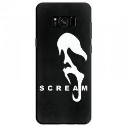 scream 1 slasher horror Samsung Galaxy S8 Case   Artistshot