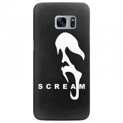 scream 1 slasher horror Samsung Galaxy S7 Edge Case   Artistshot