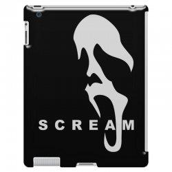 scream 1 slasher horror iPad 3 and 4 Case   Artistshot