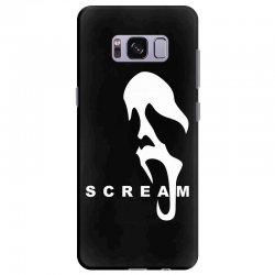 scream 1 slasher horror Samsung Galaxy S8 Plus Case   Artistshot