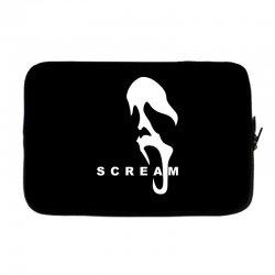 scream 1 slasher horror Laptop sleeve   Artistshot