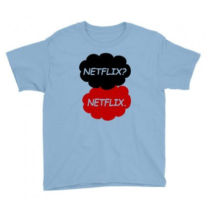 Netflix Netflix Youth Tee Designed By Mdk Art