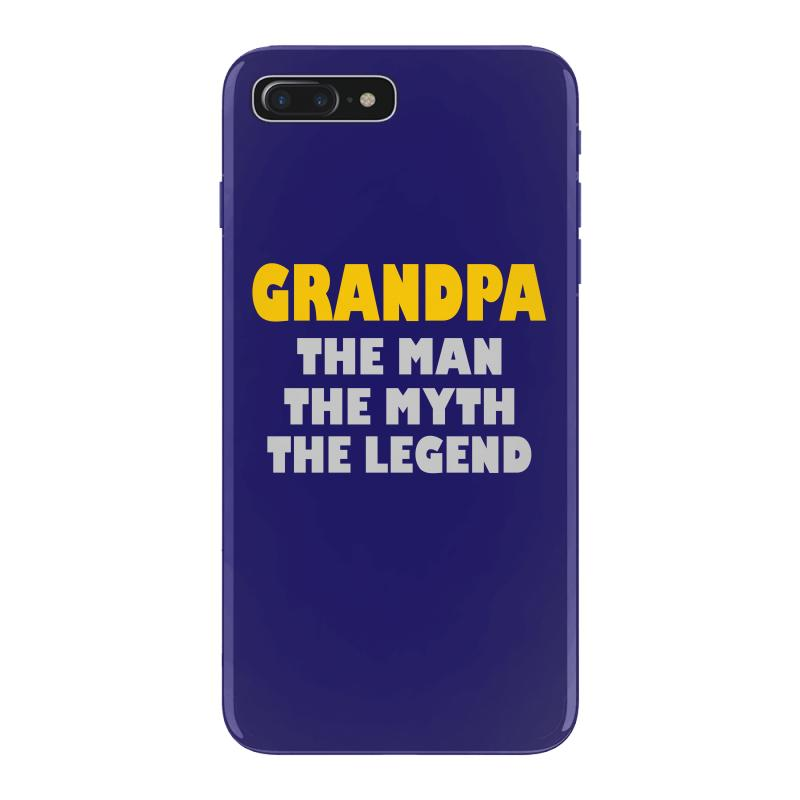 Fathers Day Grandpa Gift Funny Shirt Birthday For Grandp IPhone 7 Plus Case
