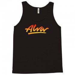 new alva skateboard skate decks logo Tank Top | Artistshot