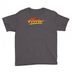 new alva skateboard skate decks logo Youth Tee   Artistshot
