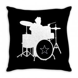 music Throw Pillow | Artistshot