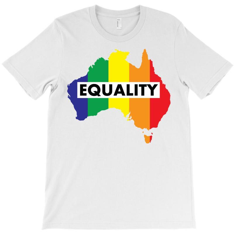 Vote Yes-australia Marriage Equality T-shirt | Artistshot