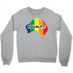 Vote Yes-Australia Marriage Equality Crewneck Sweatshirt | Artistshot