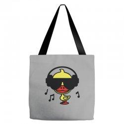 music duck Tote Bags | Artistshot
