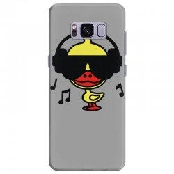 music duck Samsung Galaxy S8 Plus Case | Artistshot