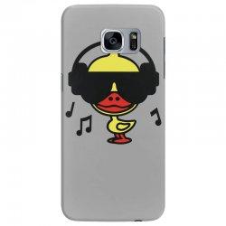 music duck Samsung Galaxy S7 Edge Case | Artistshot